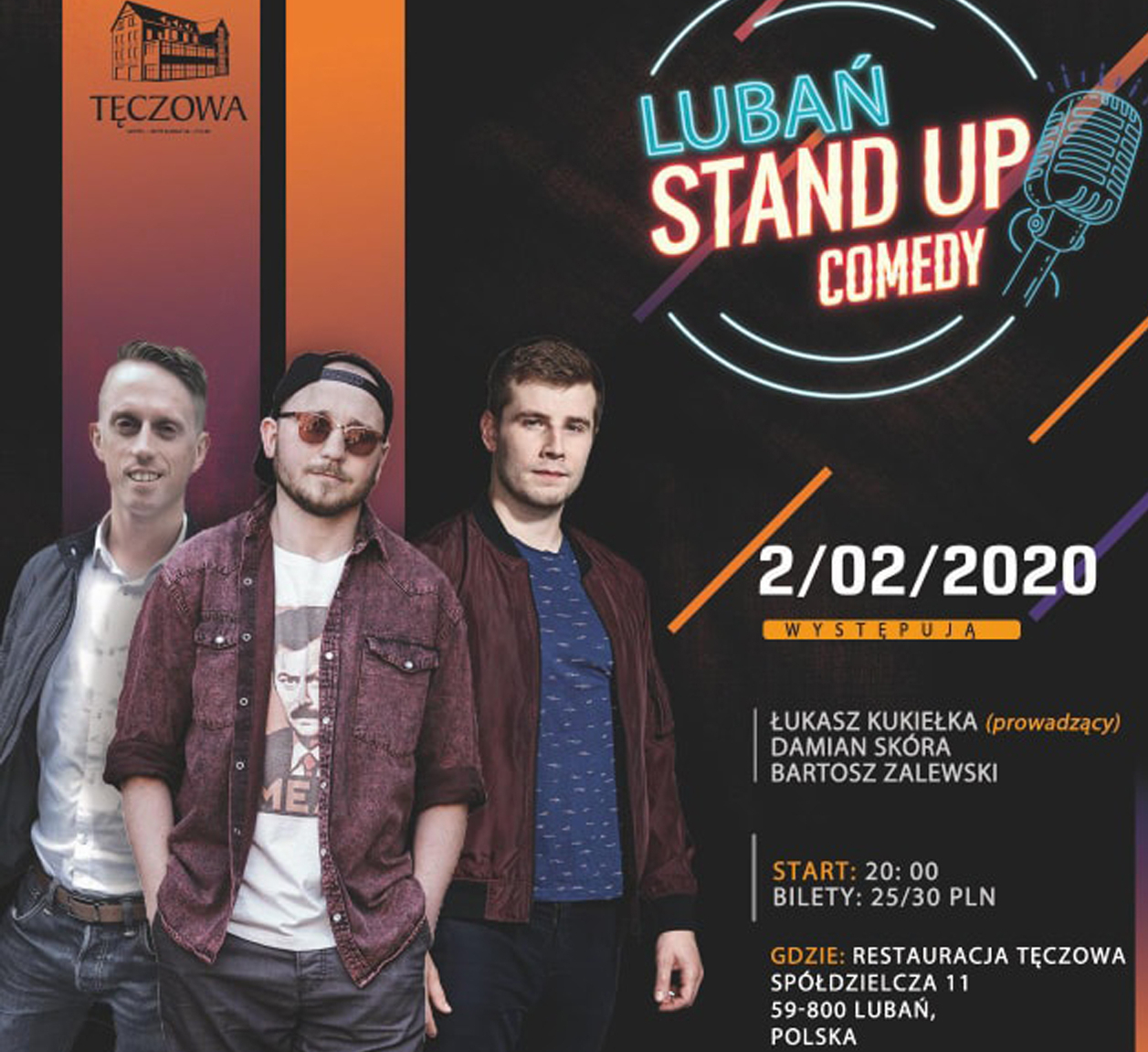 Lubań Stand Up Comedy